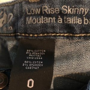 Mossimo Supply Co. Jeans - 2 Pair Mossimo Skinny Jeans